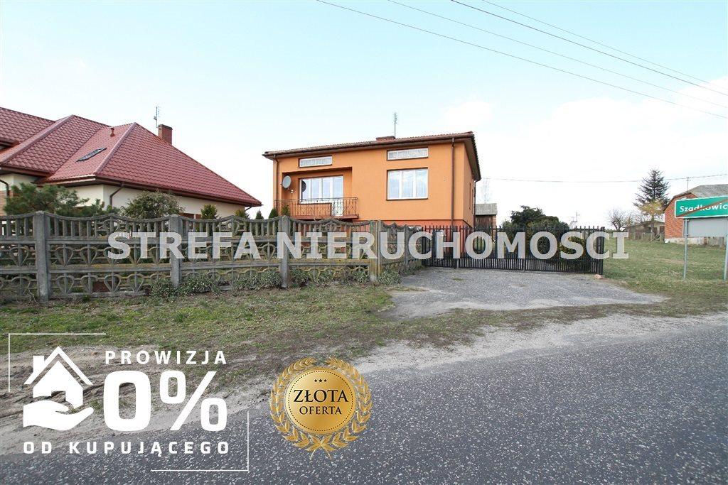 Dom na sprzedaż Szadkowice  130m2 Foto 1