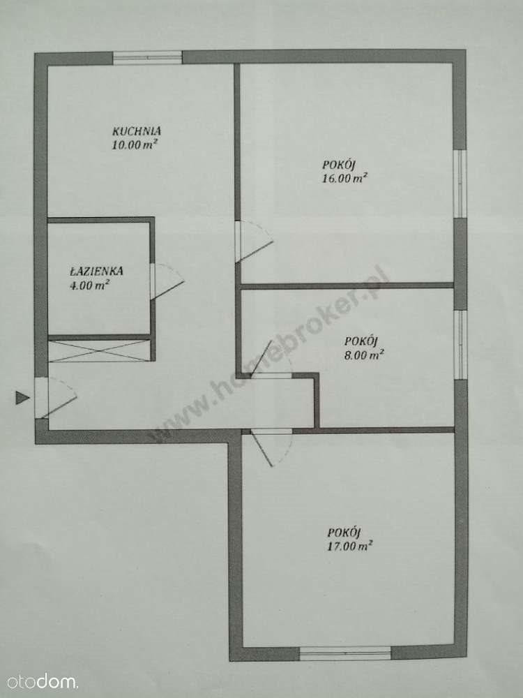 Mieszkanie trzypokojowe na sprzedaż Poznań, Grunwald, Marszałkowska 3  64m2 Foto 2