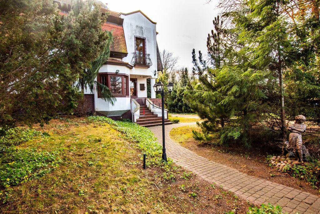 Dom na sprzedaż Komorów, al. Marii Dąbrowskiej  329m2 Foto 1