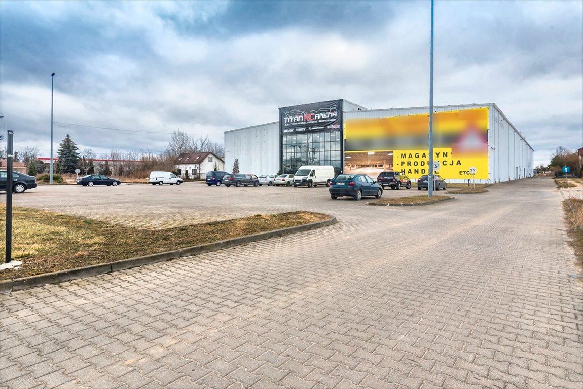 Lokal użytkowy na sprzedaż Łomianki, ul. Kolejowa  10000m2 Foto 2