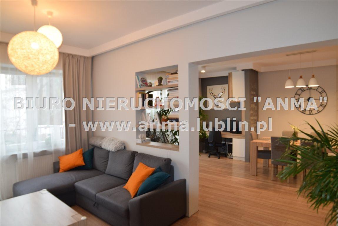 Mieszkanie czteropokojowe  na sprzedaż Lublin, Śródmieście, Centrum  85m2 Foto 1