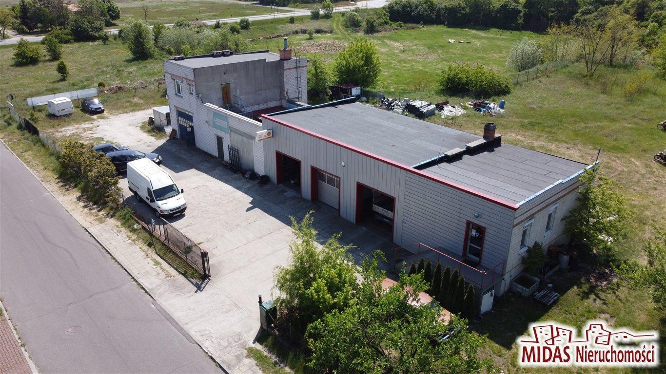 Lokal użytkowy na sprzedaż Nowa Wieś  463m2 Foto 1