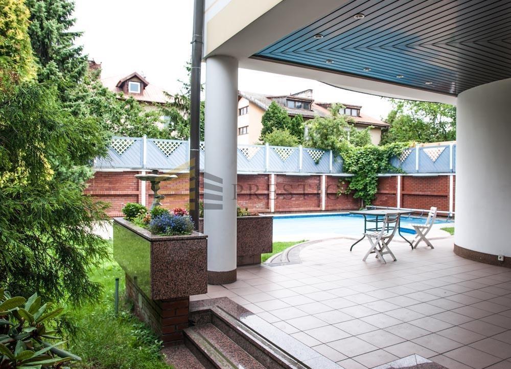 Dom na wynajem Warszawa, Wilanów, Chorągwi Pancernej  550m2 Foto 3