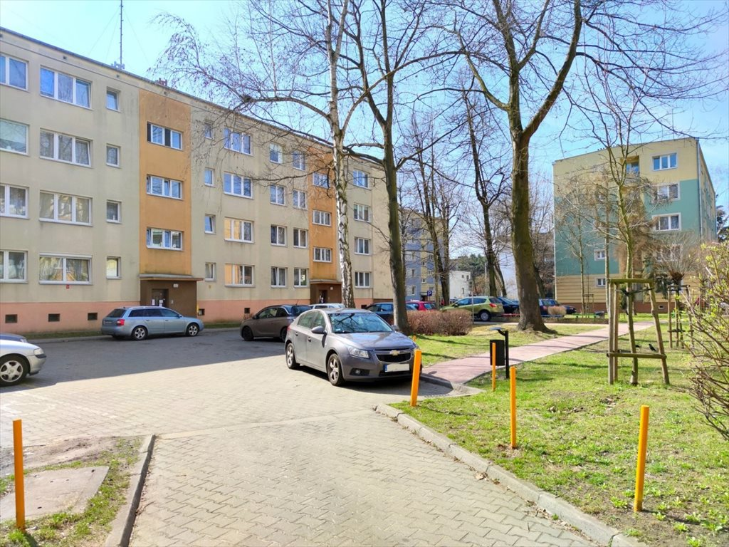 Mieszkanie dwupokojowe na sprzedaż Częstochowa, Jasnogórska  48m2 Foto 5