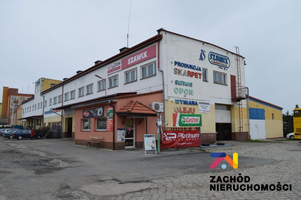 Lokal użytkowy na sprzedaż Szprotawa  1402m2 Foto 1