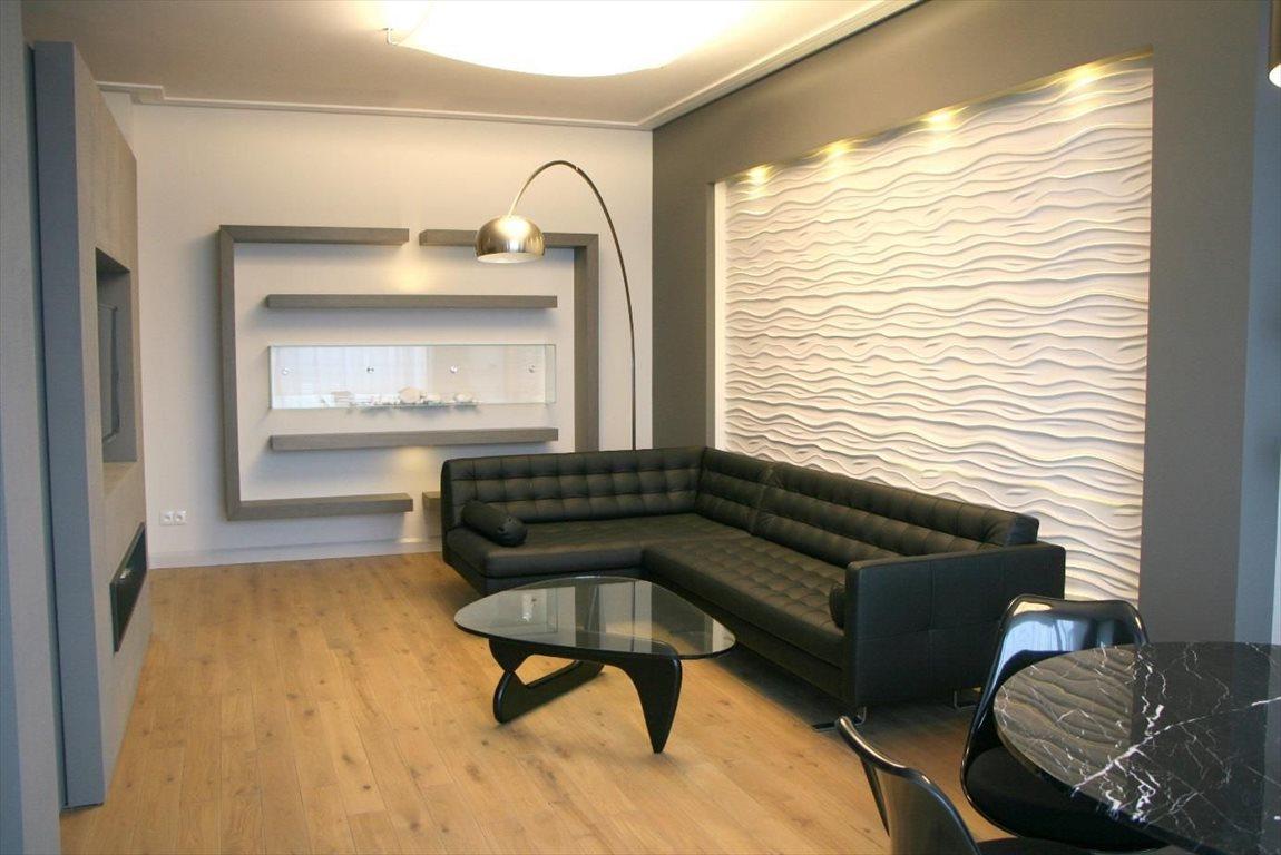 Luksusowe mieszkanie trzypokojowe na wynajem Warszawa, Śródmieście, Powiśle  88m2 Foto 3