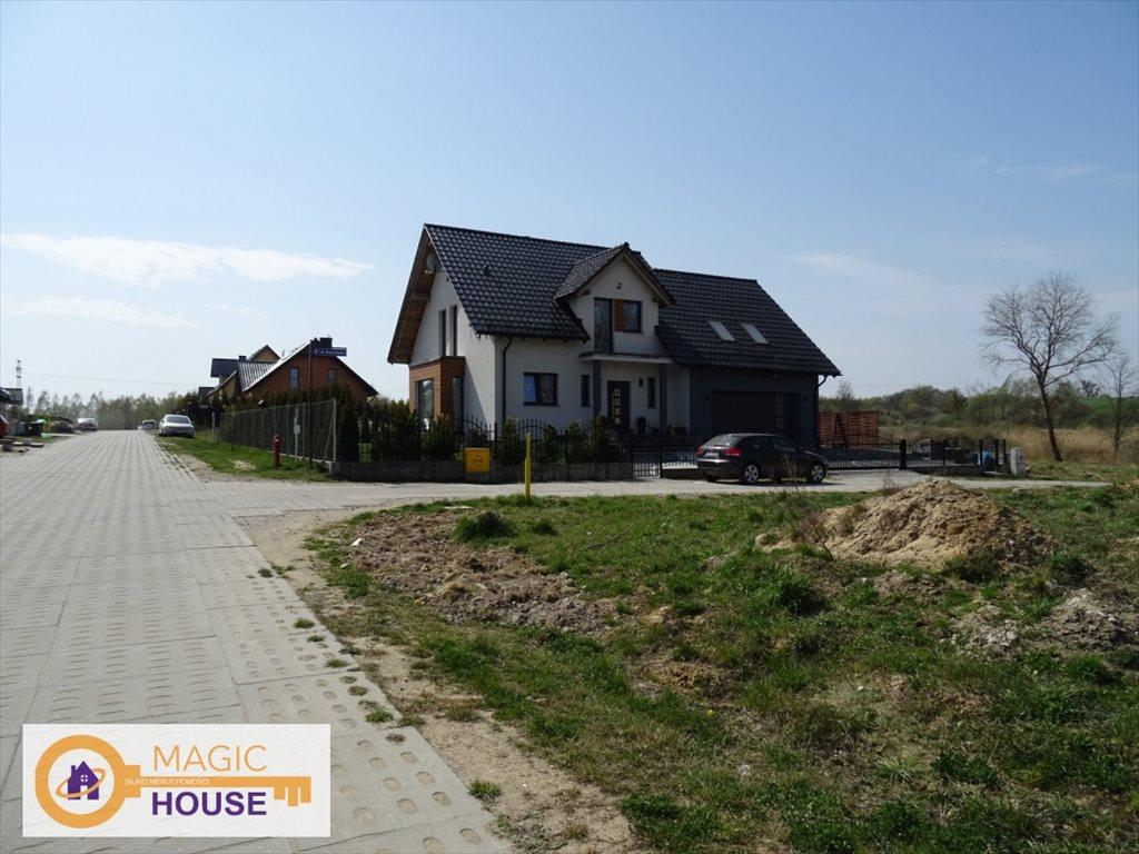 Działka budowlana na sprzedaż Bielkowo, Łubinowa  535m2 Foto 6