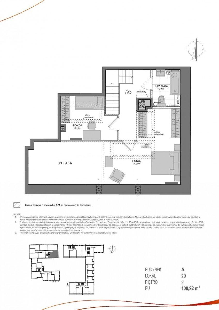 Mieszkanie trzypokojowe na sprzedaż Gdańsk, Wrzeszcz, Adama Mickiewicza  109m2 Foto 3
