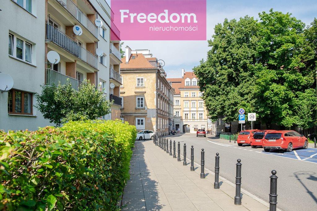 Kawalerka na sprzedaż Warszawa, Śródmieście, Nowe Miasto, Ciasna  23m2 Foto 11