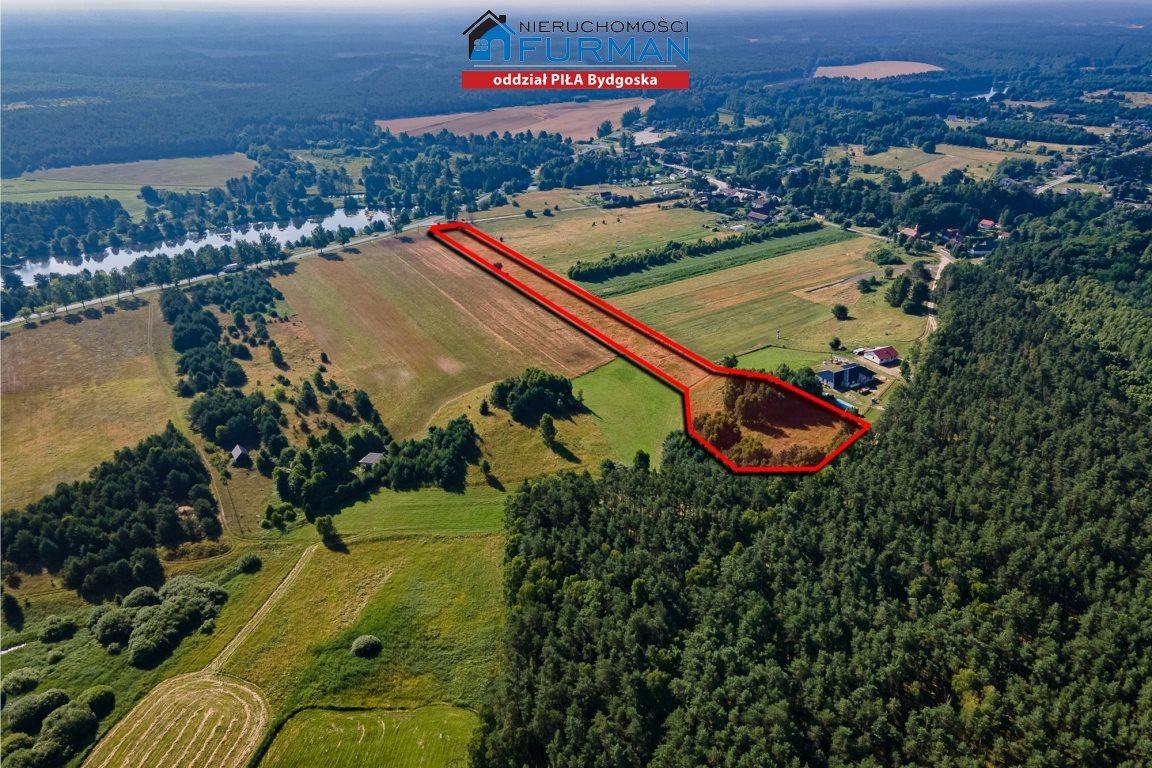 Działka rolna na sprzedaż Krępsko  22500m2 Foto 1