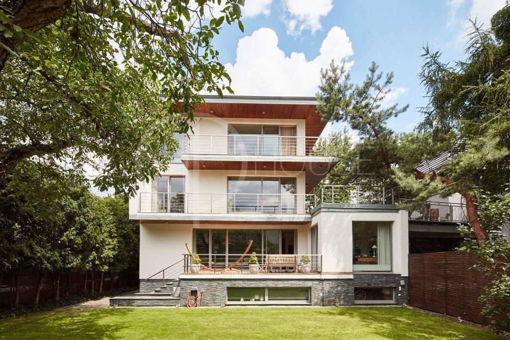 Dom na wynajem Warszawa, Mokotów, Sadyba, Sadyba  350m2 Foto 12