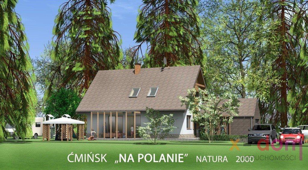 Działka inna na sprzedaż Ćmińsk  1080m2 Foto 2