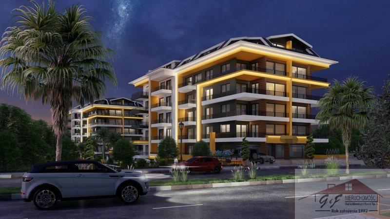 Mieszkanie trzypokojowe na sprzedaż Turcja, Alanya - Kestel, Alanya - Kestel  102m2 Foto 5