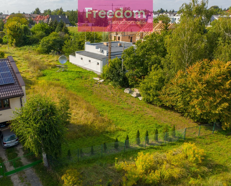Działka komercyjna na sprzedaż Luboń, Lasek, Dworcowa  2190m2 Foto 1