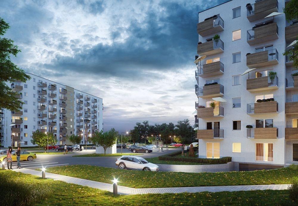 Mieszkanie dwupokojowe na sprzedaż Poznań, Nowe Miasto, Wagrowska  35m2 Foto 6