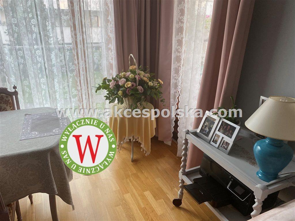 Mieszkanie dwupokojowe na wynajem Warszawa, Wilanów, Miasteczko Wilanów, Sarmacka  50m2 Foto 3