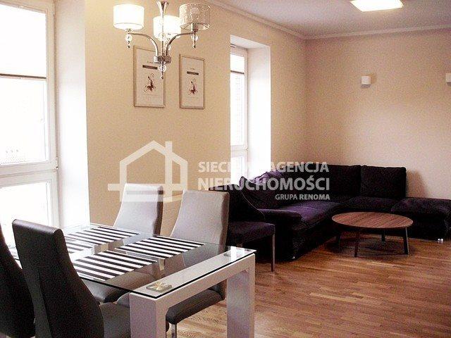 Mieszkanie dwupokojowe na wynajem Gdańsk, Stare Miasto, Tandeta  49m2 Foto 5