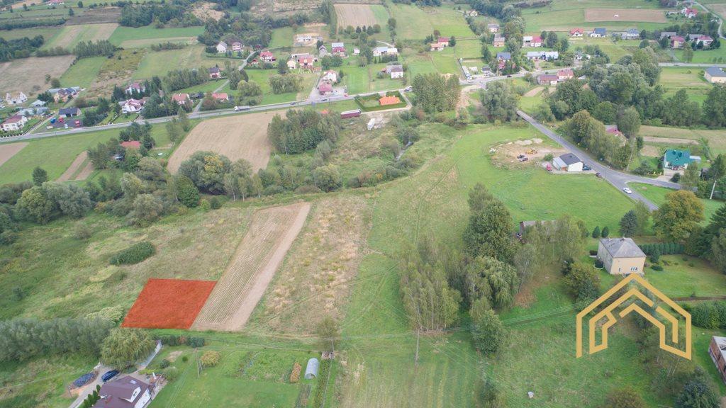 Działka budowlana na sprzedaż Borek Stary  1000m2 Foto 1