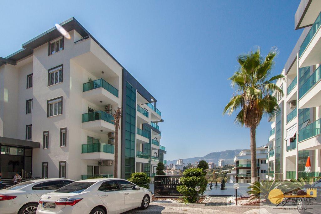 Mieszkanie dwupokojowe na sprzedaż Turcja, Alanya, Alanya, Kestel  60m2 Foto 3
