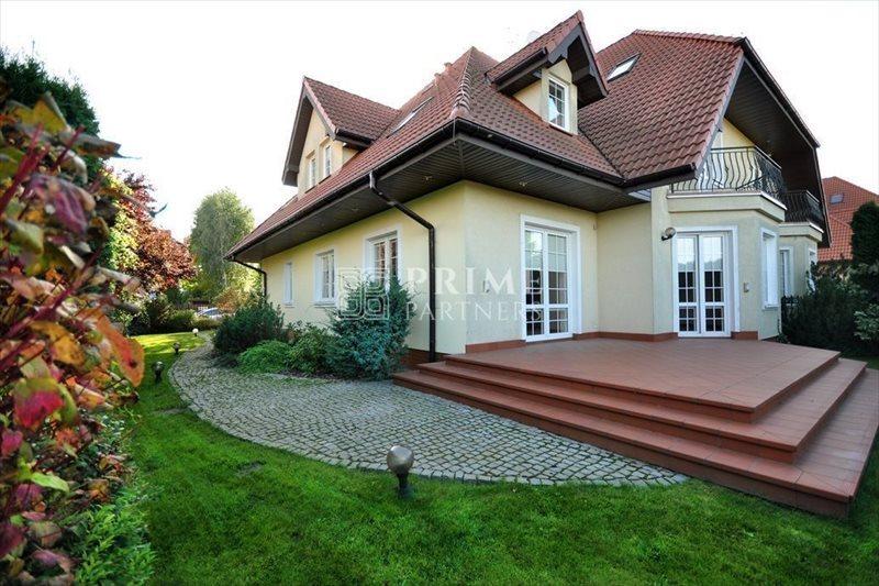 Dom na wynajem Warszawa, Wilanów, Zapłocie  487m2 Foto 11