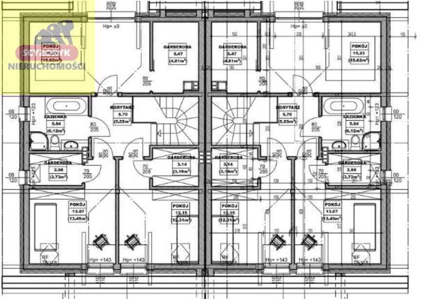 Dom na sprzedaż Tumlin-Wykień  143m2 Foto 12