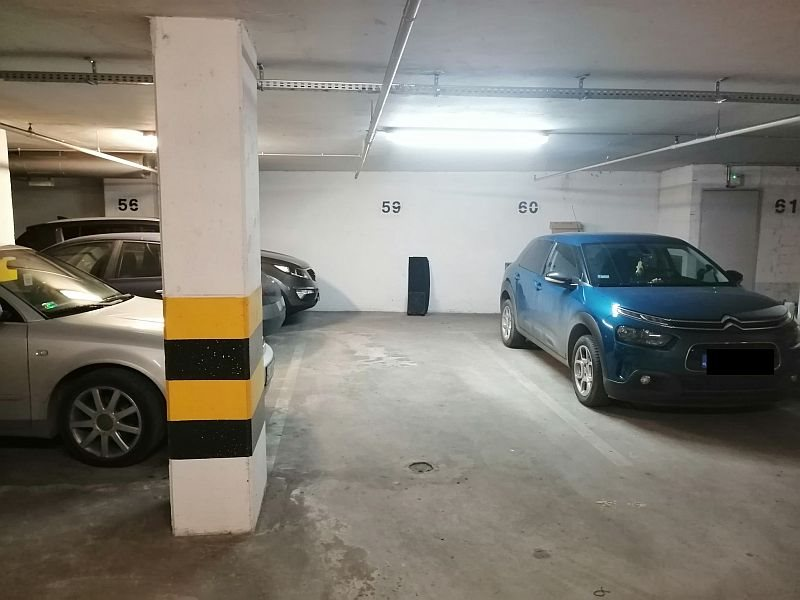 Garaż na wynajem Poznań, Nowe Miasto, Piotrowo, Na Miasteczku 12  12m2 Foto 5