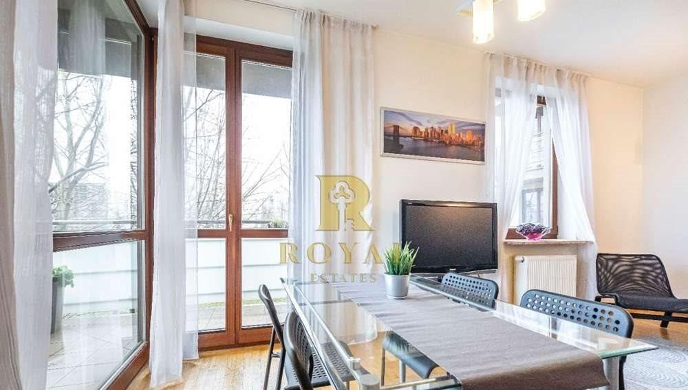 Mieszkanie dwupokojowe na sprzedaż Warszawa, Mokotów, Stegny, Sikorskiego 13  49m2 Foto 4