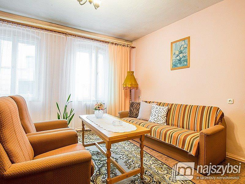 Mieszkanie trzypokojowe na sprzedaż Świdwin, Centrum  97m2 Foto 1