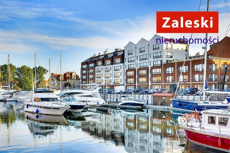 Mieszkanie trzypokojowe na wynajem Gdańsk, Śródmieście, Szafarnia  77m2 Foto 1