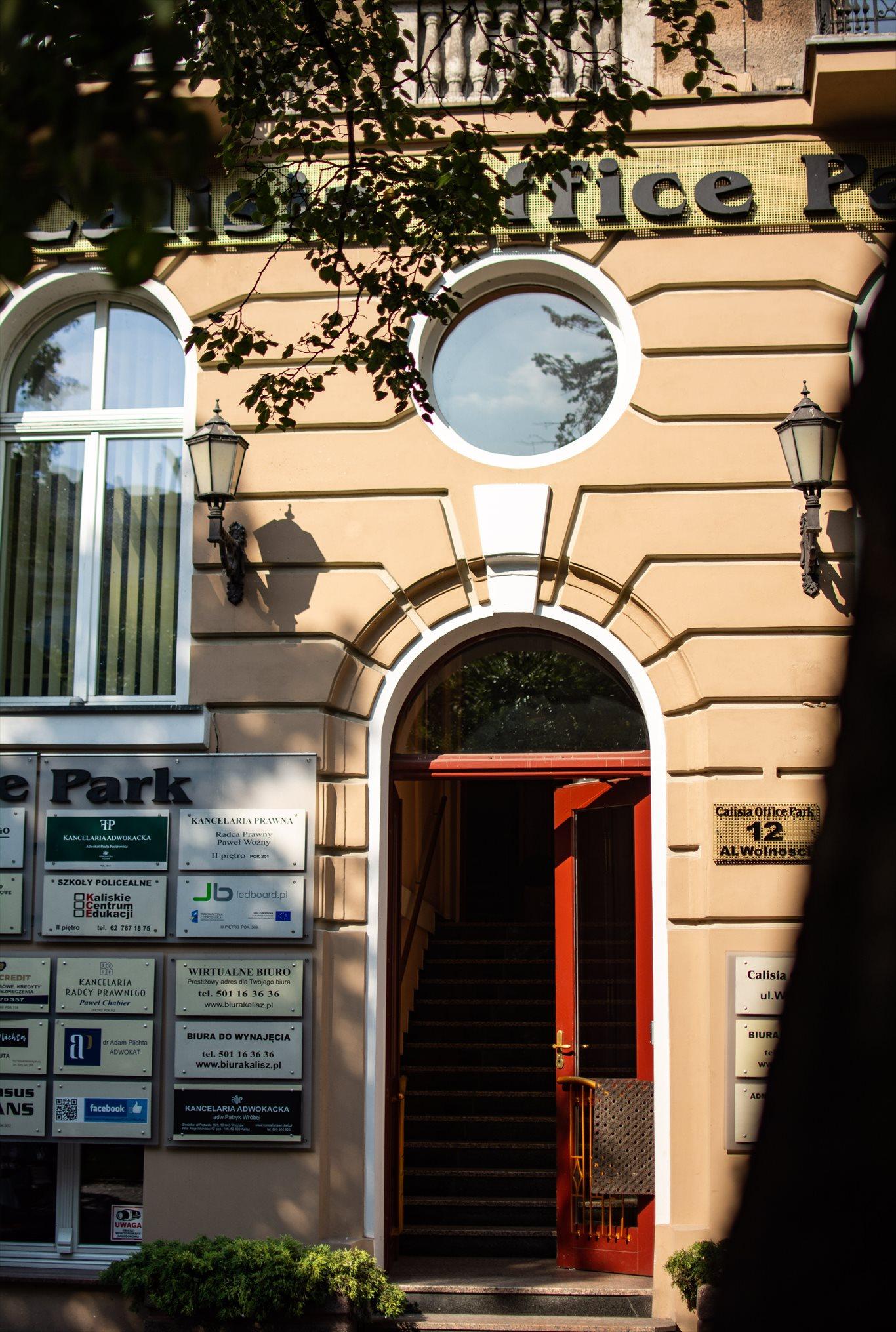 Lokal użytkowy na wynajem Kalisz, Al. Wolności 12  16m2 Foto 14