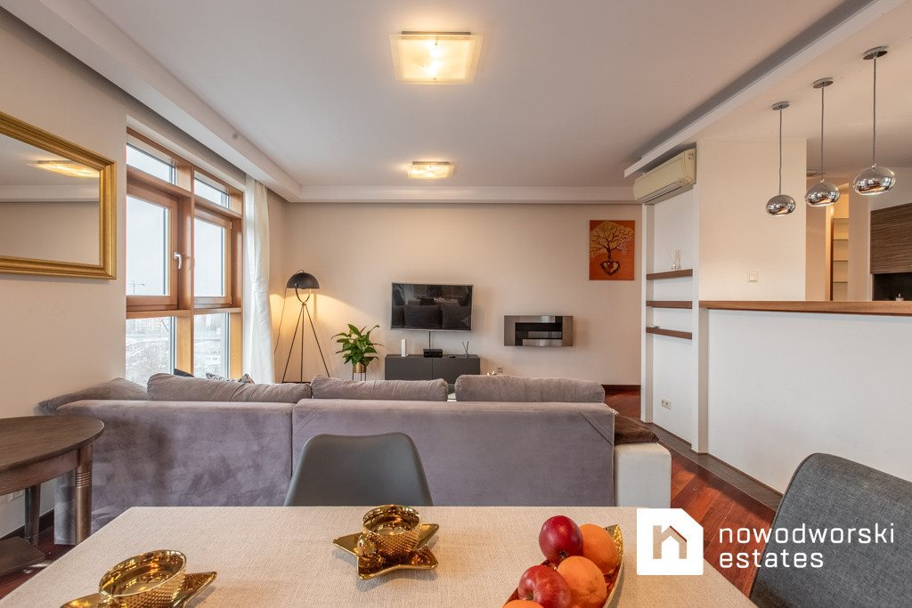 Mieszkanie czteropokojowe  na sprzedaż Warszawa, Śródmieście, Zygmunta Słomińskiego  87m2 Foto 4