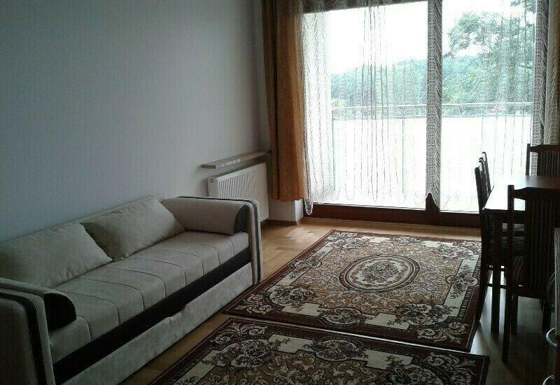 Mieszkanie dwupokojowe na wynajem Bielany, Wergiliusza  51m2 Foto 1