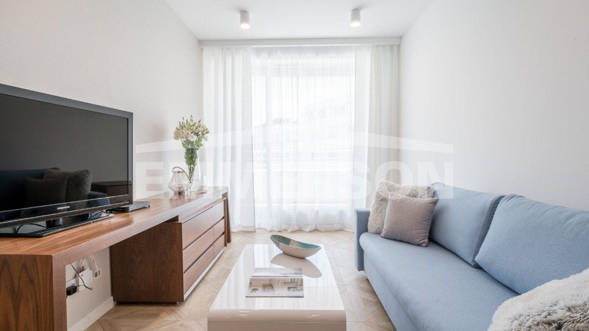 Mieszkanie dwupokojowe na wynajem Wrocław, Podwale  45m2 Foto 4