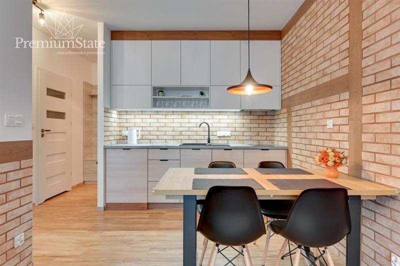 Mieszkanie dwupokojowe na sprzedaż Gdańsk, Śródmieście, Aura III, TORUŃSKA  37m2 Foto 3