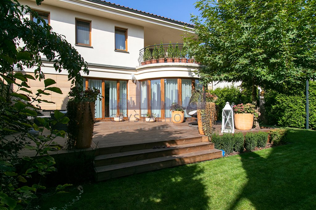 Dom na sprzedaż Warszawa, Wilanów, Zawady  310m2 Foto 2