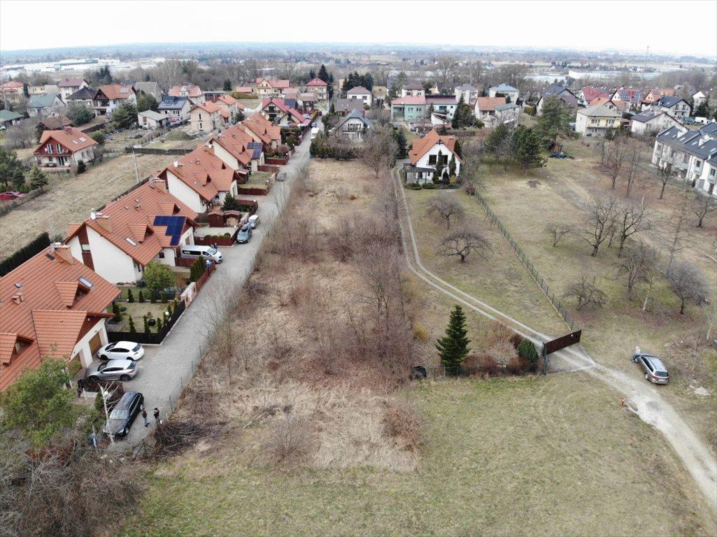 Działka budowlana na sprzedaż Niepołomice, Wielicka  930m2 Foto 5