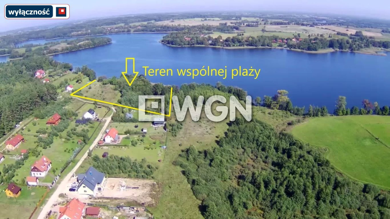 Działka budowlana na sprzedaż Jeziorowskie  1231m2 Foto 2