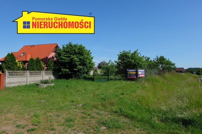 Działka inna na sprzedaż Okonek, Szczecińska  1020m2 Foto 1