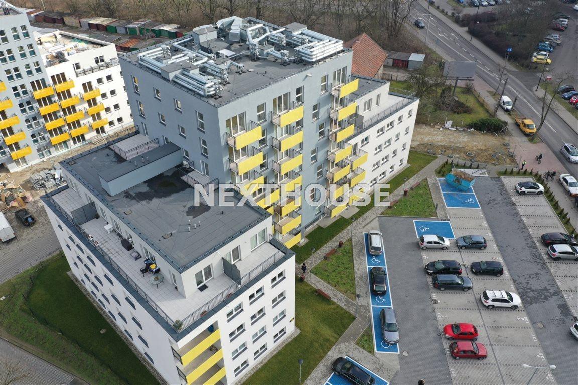 Mieszkanie trzypokojowe na sprzedaż Gliwice, Stare Gliwice  53m2 Foto 3