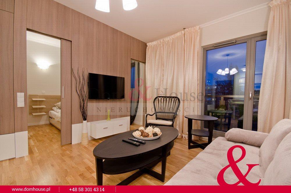 Mieszkanie dwupokojowe na wynajem Gdańsk, Śródmieście, Szafarnia  40m2 Foto 6