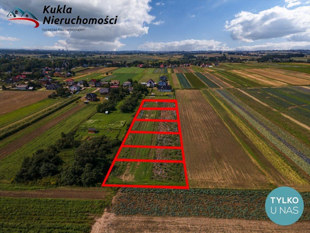 Działka budowlana na sprzedaż Kraków, Nowa Huta, Władysława Łozińskiego  900m2 Foto 7