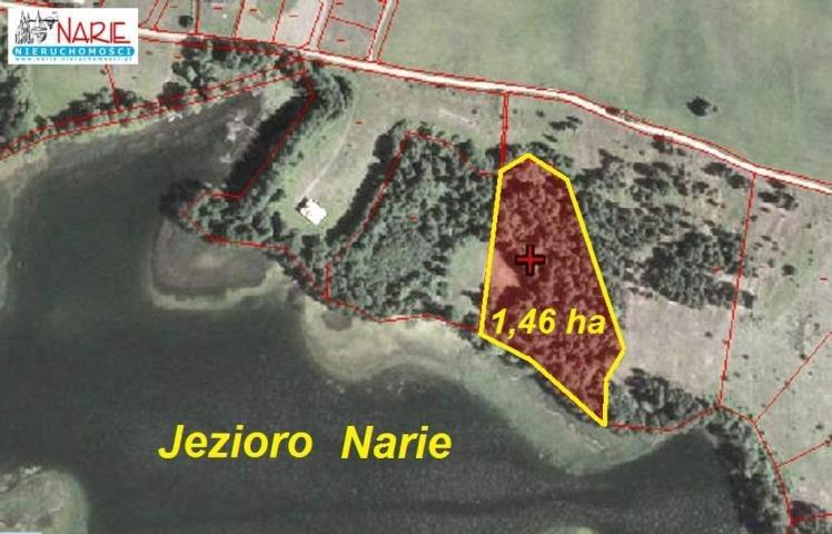 Działka inwestycyjna na sprzedaż Pojezierce  14600m2 Foto 2