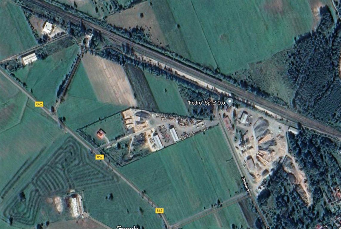 Działka przemysłowo-handlowa na sprzedaż Osieck  10000m2 Foto 4