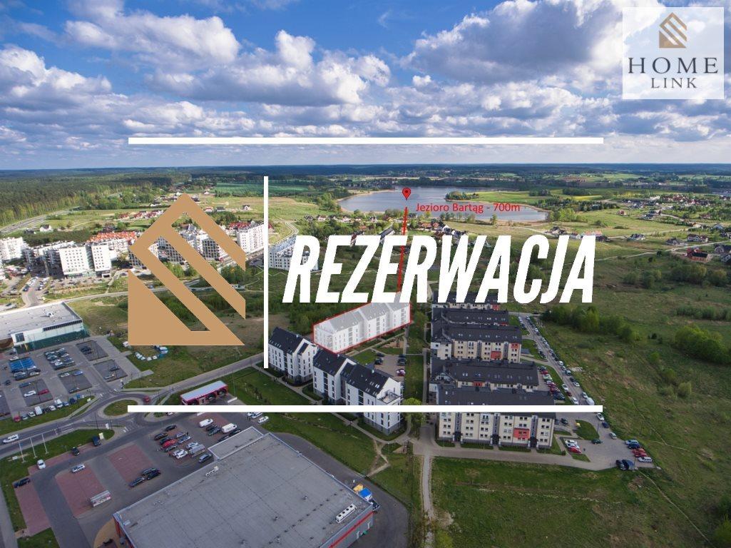 Mieszkanie dwupokojowe na sprzedaż Olsztyn, Jaroty  47m2 Foto 5