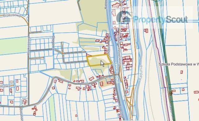 Działka budowlana na sprzedaż Gdańsk, Święty Wojciech, INSPEKTORSKA  5119m2 Foto 2