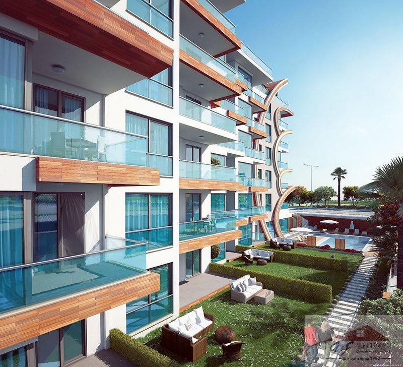Mieszkanie dwupokojowe na sprzedaż Turcja, Alanya - Kestel, Alanya - Kestel  76m2 Foto 4
