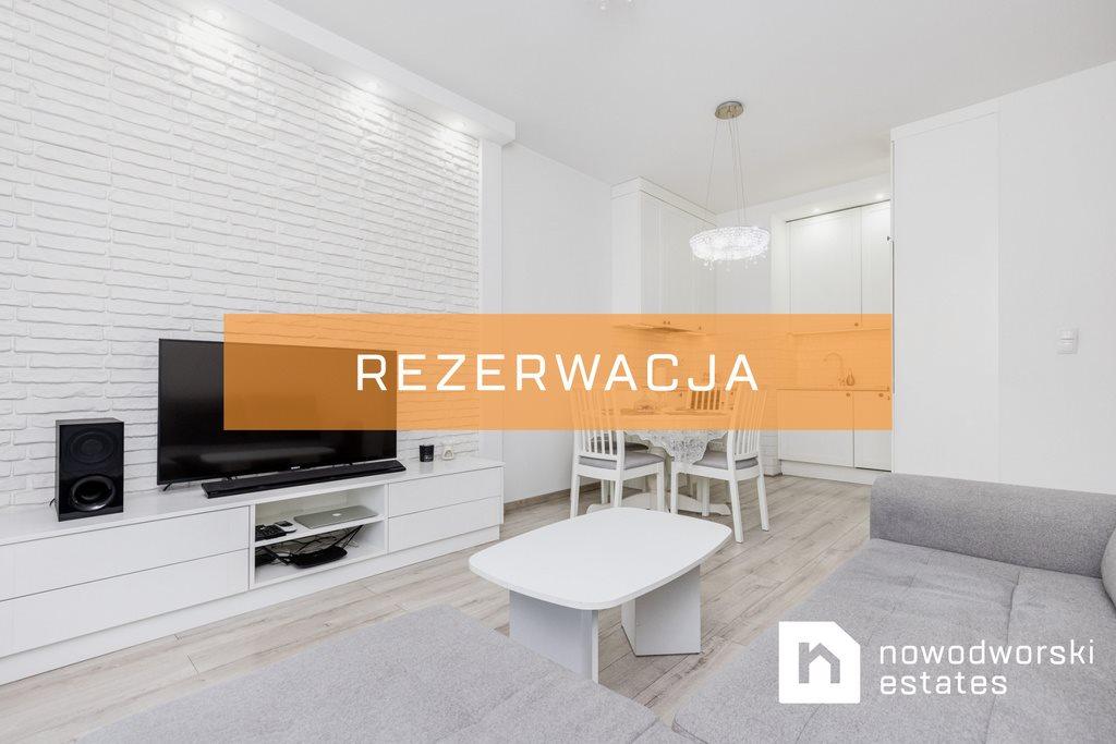 Mieszkanie dwupokojowe na sprzedaż Warszawa, Wilanów, Miasteczko Wilanów, al. Rzeczypospolitej  41m2 Foto 1