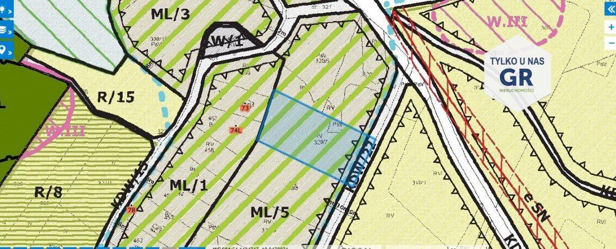 Działka budowlana na sprzedaż Dobrogoszcz  3345m2 Foto 1