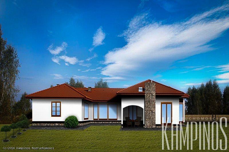 Dom na sprzedaż Feliksów, Leszno, oferta 1923  305m2 Foto 1