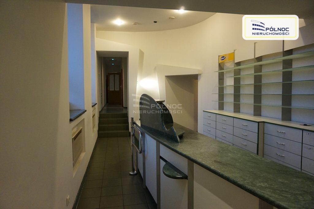Lokal użytkowy na wynajem Pabianice, Sklep, gabinety, kancelaria, dobra lokalizacja  236m2 Foto 1
